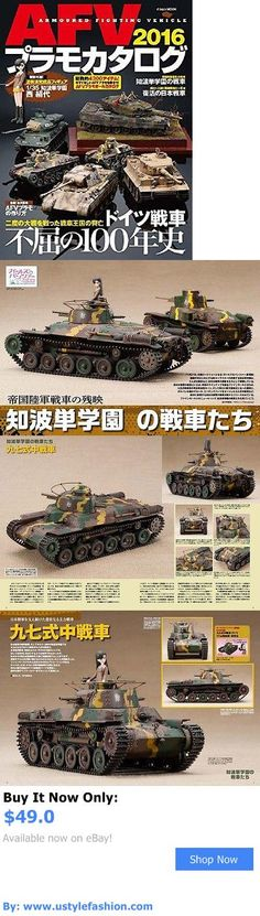 Other Catalogs: Afv Plastic Catalog 2016 From Japan Japanese Plastic Catalog Tamiya BUY IT NOW ONLY: $49.0 #ustylefashionOtherCatalogs OR #ustylefashion