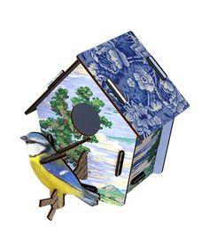 Vogelhaus Sky Lander von MIHO Unexpected, einfacher Zusammenbau!