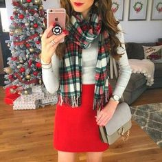 Christmas Party Outfits Casual C Holiday Party Outfit Casual, Cocktail Party Outfit, Holiday Outfits Women, Party Outfits For Women, Outfits Casual, Holiday Dresses, Party Dresses, Christmas Day Outfit, Christmas Party Outfits