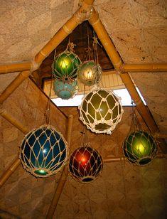 I so need these to light my Tiki bar! Tropical Houses, Tropical Decor, Tiki Hut, Tiki Tiki, Beach Club, Tiki Lights, Tiki Bar Decor, San Diego Restaurants, Tiki Lounge