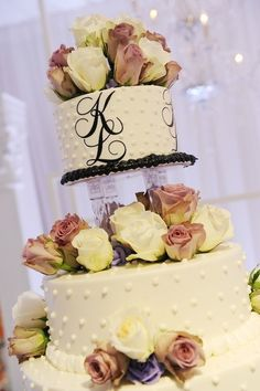 Khloe+Kardashian+Wedding+Cake | These flower arrangements below are my inspiration for our ...