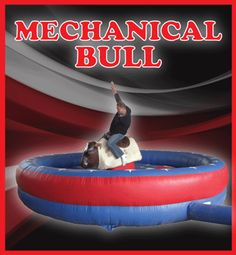 Mechanical Bulls Moon Bounce, Mechanical Bull, Escape Room, Casino Party, Stunts, Things That Bounce, Entertaining, Books, Libros