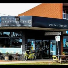 Porter Republic sits in the heart of San Remo, located on Marine Parade, this iconic café is renowned for the great coffee/ food and its friendly warm atmosphere. With its urban interior and stunning views of the water and Phillip Island... #Cowes #PhillipIsland #VIC #cafe #coffee #Food #BusinessForSale #BuyBusiness #SellBusiness