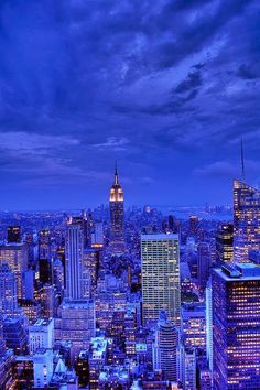 Manhattan, NYC... My favourite place in the whole wide world! <3