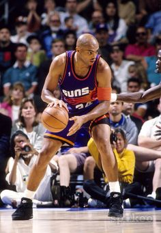 "Charles Wade Barkley --- is an American retired professional basketball player.Nicknamed ""Chuck"", ""Sir Charles"", and ""The Round Mound of Rebound"", Barkley established himself as one of the National Basketball Association's (NBA's) most dominating power forwards."