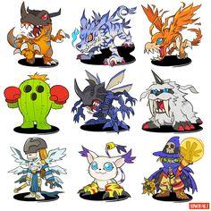 Digimon Adventure Tri, Chibi, Digimon Frontier, Digimon Tamers, Pokemon, Digimon Digital Monsters, Monster Design, Anime Characters, Fictional Characters