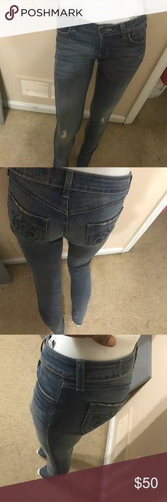 Siwy jeans Size 26 Siwy Jeans Skinny