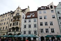 Das Platzl in der Altstadt in München