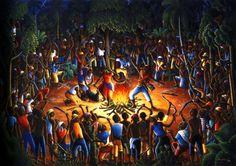 ceremonia de bois caiman
