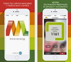 Mooverang es una aplicación, para iOS