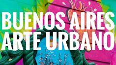 COMPRAR / BUY: http://tienda.dediosonline.com/argentina/buenos-aires/buenos-aires-arte-urbano-street-art/ Un recorrido visual por las mejores obras de arte u...