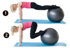 Litteä uuma ilman perinteisiä vatsarutistuksia – näin onnistut | Me Naiset Exercise, Gym, Workout, Health, Sports, Training, Ejercicio, Hs Sports, Health Care