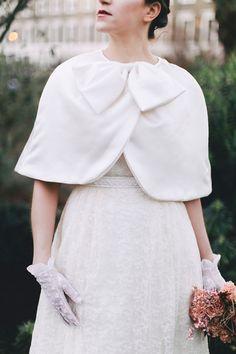 marianna lanzilli wedding dress http://weddingwonderland.it/2015/04/matrimonio-invernale-londra.html
