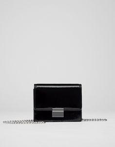 Minischoudertas met sluiting - Tassen - Accessoires - Dames - PULL&BEAR België