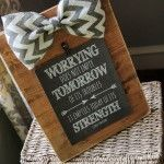 free printable chalkboard quote & other free printables