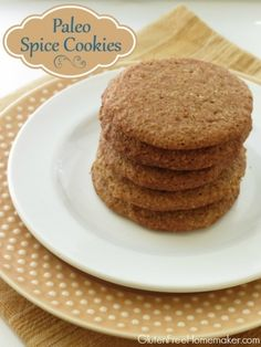 Spice Cookies makes 10: 1/8 C. shortening,  1/8 C. sugar substitute, 4 tsp. beaten egg, 1/8 C. maple syrup, 1/2 tsp. vanilla,  3/4 C. flour, 1/4 tsp. baking soda,  1/4 tsp. salt, 1/2 tsp. cinnamon, 1/8 tsp. nutmeg, 1/16 tsp. ground cloves. Bake 350F for 10 min.