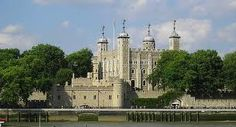 The Tower of London held some famous and infamous prisoners. Now the Royal gems. Lock me up.