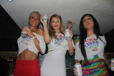 Las chicas de Cuba Libra en Kwat
