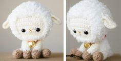 Chinese New Year Crocheted Sheep | the crochet space