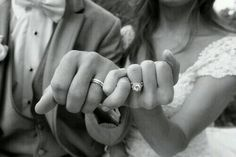 Pinky promise ♥     Totally fits our relationship!!