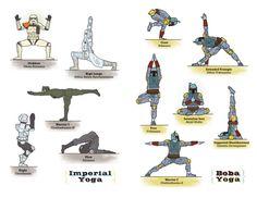 star wars fitness