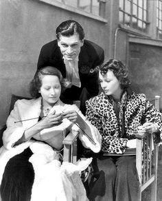 Merle Oberon, Laurence Olivier & Vivien Leigh ⭐️
