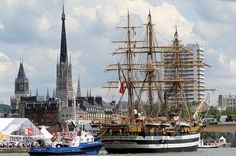 Rouen - France - Armada