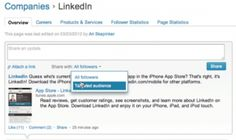 targeted audience 300x178 What is the New LinkedIn Targeted Status Update? http://blackboxsocialmedia.com/what-is-the-new-linkedin-targeted-status-update/