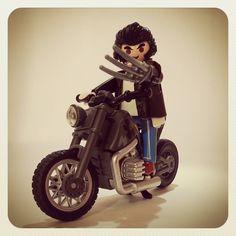 wolverine #playmobil | pachucochilango.com