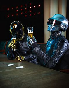 "Heard the new Daft Punk song ""Get Lucky"" for the 1st time at a work event this morning...LOVE IT"