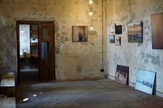 Spotted by Lady Kerstyn | #kavarnacohledajmeno #coffee #coffeehouse #cafe #café #interior #DIY #handmade #reconstructed #wood #recycling #upcycling #cozy #interior #interiordesign #insidedecor #kavárna #káva #gallery #photography #exhibition #art