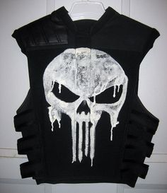 The Punisher Thomas Jane Faux Bulletproof Vest by magicwardrobe, $900.00