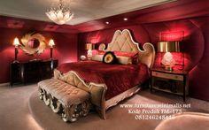 Tempat Tidur Romantic Luxury