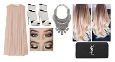 """Untitled #92"" by gracesmedley87 ❤ liked on Polyvore featuring CO, Giuseppe Zanotti, DYLANLEX and Yves Saint Laurent"