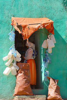 scéne de rue Ethiopia