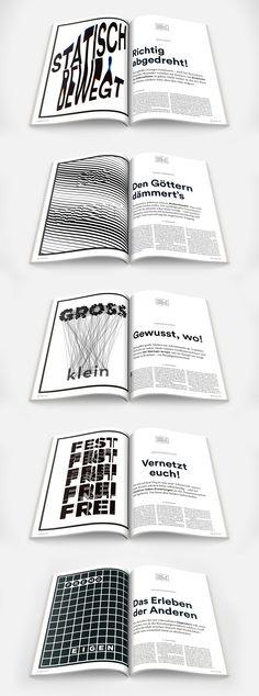 W&V 47-51/2015 Serie: Trends im Prsonalmarketing #layout #editorial #design #wuv #illustration