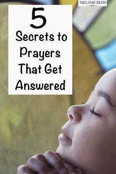 Why does God answer some prayers & not others? Are there secrets to answered prayer? Is there any wisdom in the Bible about prayer? Here are 5 secrets to prayers that get answered. Why not drop by to read more? #prayer #answeredprayer #answeredprayers #hope #pray Christian Women, Christian Living, Christian Life, Wisdom Bible, Words Of Encouragement, Answered Prayers, Proverbs 31 Woman, Words Of Hope, Sisters In Christ