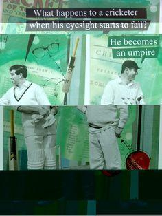 Thats cricket