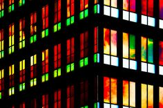 The Colour of Glass: Vibrant photographs of glass building facades   Creative Boom