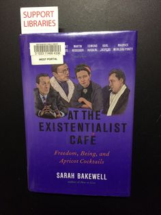#SFPL #GreatReads #SarahBakewell #AtTheExistentialistCafe