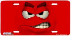 red smirk