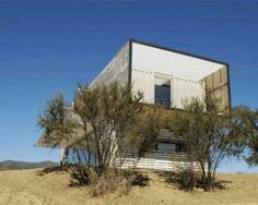 shipping container house - Manifesto house, Madrid, Spain