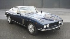 122 - 1966 Iso Griffo Lusso