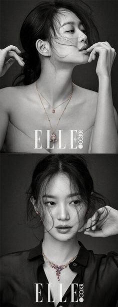 Shin Min Ah shines as bright as a diamond for 'Stonehenge' in 'Elle'   http://www.allkpop.com/article/2015/11/shin-min-ah-shines-as-bright-as-a-diamond-for-stonehenge-in-elle