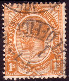 South Africa 1913 George V SG 12 Fine Used SG 12 Scott 11 Other South African Stamps HERE Santa Lucia, Union Of South Africa, Vintage Stamps, West Africa, Stamp Collecting, Colonial, Vintage World Maps, History, New Zealand