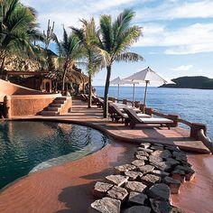 La Casa Que Canta, Zihuatanejo - Mexico's 10 Best Seaside Hideaways - Coastal Living