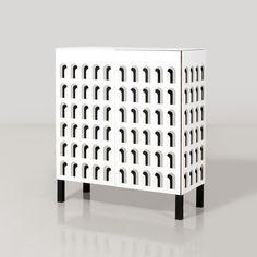 home decor simple Cabinet Shelving, Sideboard Cabinet, Cabinet Furniture, Art Furniture, Painted Furniture, Modern Furniture, Furniture Design, Buffets, Cabinet Design