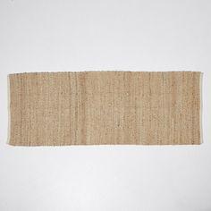 Handcrafted Jute Cotton Floor Runner - x – Target Australia Floor Runners, Rustic Charm, Jute, Furniture Decor, Flooring, Target, Hill House, Australia, Cotton