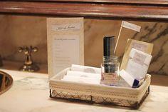 Nice Party boda Quinta Illescas kit de baño personalizado para bodas