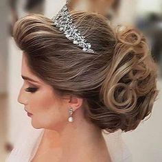 Bridal Hairstyles Inspiration : 560 curtidas 6 comentários Modo Noiva | Por Beta Alves (@modonoiva) no Insta #weddinghairstyles